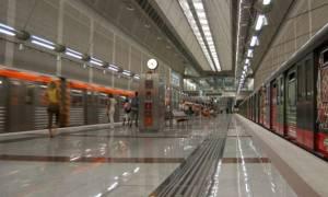 Κανονικά θα λειτουργεί την Πέμπτη (02/03) ο σταθμός του μετρό «Περιστέρι»