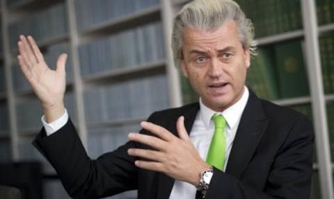 Ολλανδία: Στη δεύτερη θέση ο ακροδεξιός Βίλντερς στις δημοσκοπήσεις λίγο πριν τις εκλογές