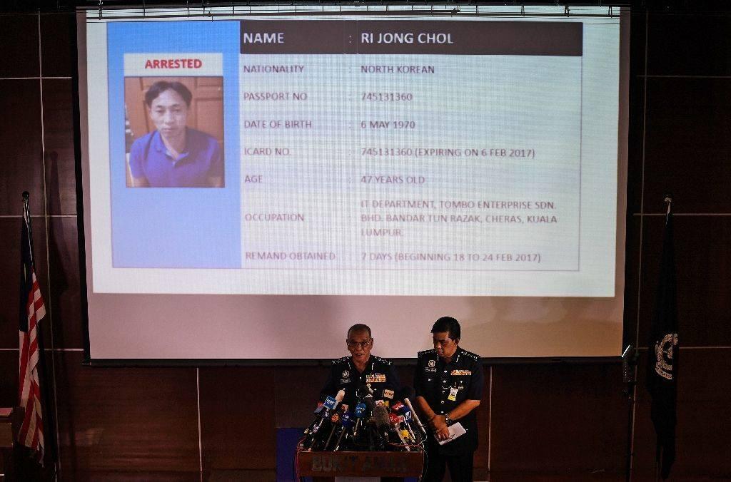Δολοφονία Κιμ Γιονγκ Ναμ: «Φιάσκο» με τον Βορειοκορεάτη που κρατείτο ως ύποπτος (Vid)