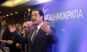 Γεωργιάδης στο LSE: Θα ντρέπεται κανείς να λέει ότι είναι αριστερός λόγω των ψεμάτων