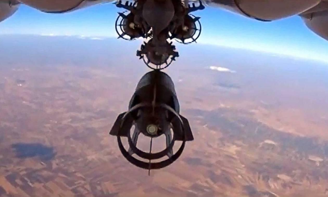 Η Ρωσία διαψεύδει ότι βομβάρδισε αντάρτες που υποστηρίζονται από τις ΗΠΑ