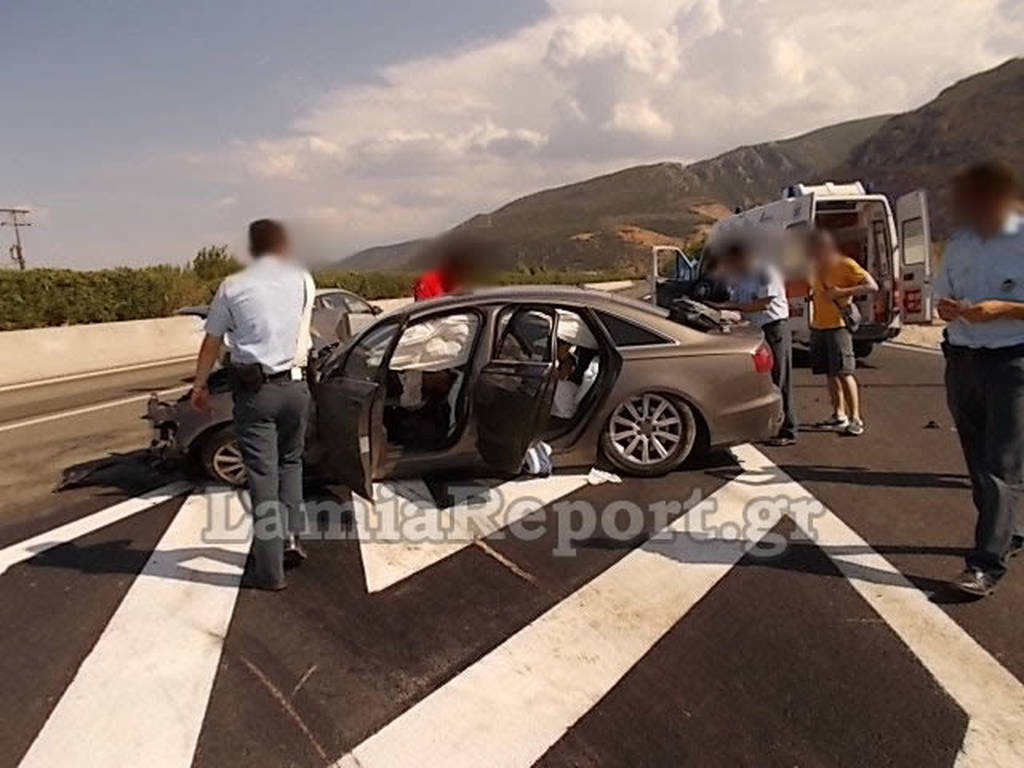 Φθιώτιδα: Το κλάμα του μωρού έσωσε οικογένεια που είχε σταματήσει σε πάρκινγκ της Εθνικής Οδού!