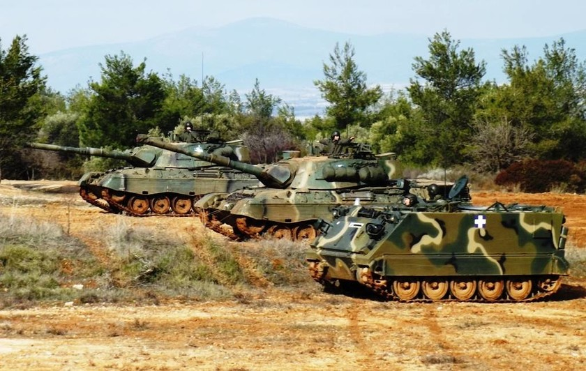 Στρατός ξηράς: Αξιολόγηση Δυνάμεων Αμέσου Επέμβασης