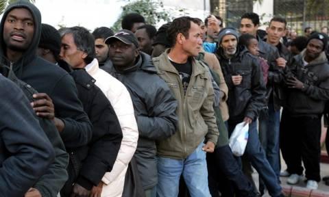 Στη Μεσσηνία προσωρινά οι παράτυποι μετανάστες που περισυνελέγησαν από ιστιοφόρο ανοικτά της Πύλου