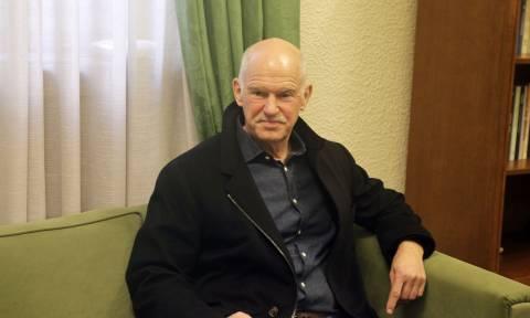 Ξανά πρόεδρος της Σοσιαλιστικής Διεθνούς ο Γιώργος Παπανδρέου
