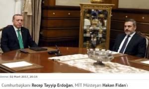 Τουρκία: Συνάντηση Ερντογάν με τον επικεφαλής των τουρκικών μυστικών υπηρεσιών (MİT)