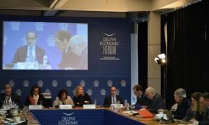 Οικονομικό Φόρουμ Δελφών - Χόγιερ: Η δημιουργικότητα θα δώσει ώθηση στην ελληνική οικονομία