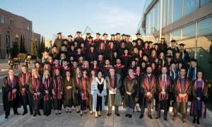 Mediterranean College - 37η Τελετή Αποφοίτησης: «Θέλει Αρετή και Τόλμη η Παιδεία»