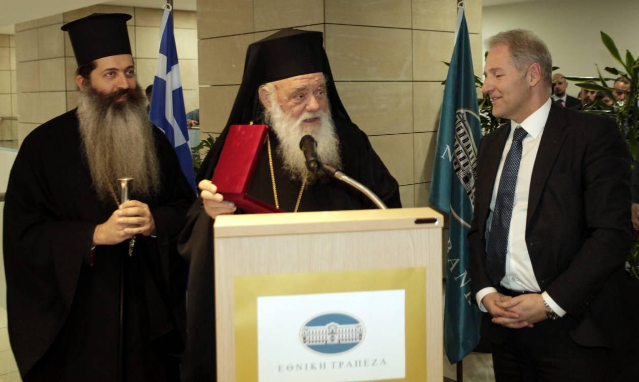 Αρχιεπίσκοπος Ιερώνυμος: Να διατηρήσουμε την Ευρώπη Χριστιανική