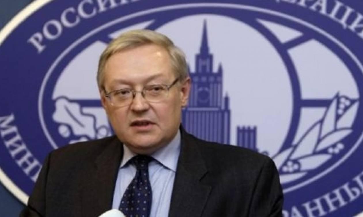 Συνάντηση του αμερικανού πρέσβη στην Μόσχα με τον ρώσο υφυπουργό Εξωτερικών