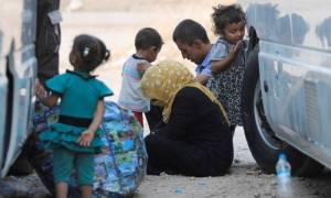 Μοσούλη: Πέντε παιδιά και δύο γυναίκες νοσηλεύονται με συμπτώματα έκθεσης σε χημικά όπλα