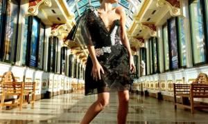 Κι όμως! Αυτό το φόρεμα αλλάζει χρώματα ανάλογα με την αναπνοή σας (Vid)