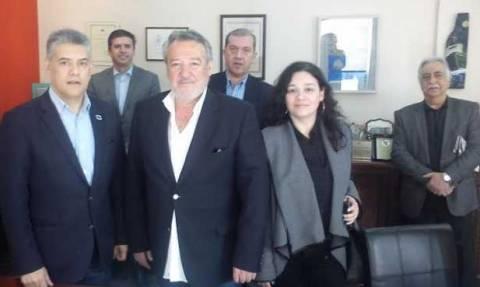Περιφέρεια Θεσσαλίας: Ορκίστηκε ο νέος σύμβουλος Δ. Γιαλαμάς