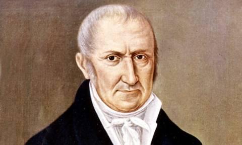 Σαν σήμερα το 1827 πέθανε ο εφευρέτης της μπαταρίας Αλεσάντρο Βόλτα