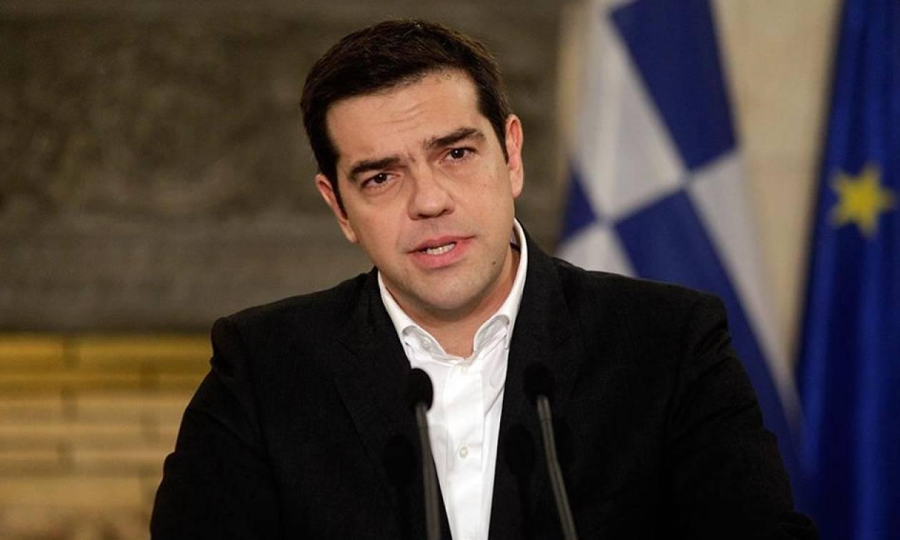 Τσίπρας: Εμείς θα βγάλουμε την Ελλάδα από την κρίση