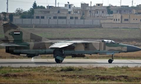 Συντριβή μαχητικού Τουρκία: Σύροι αντάρτες ανέλαβαν την ευθύνη για την κατάρριψη του MIG-23