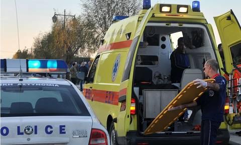 Με αίμα «βάφτηκε» η άσφαλτος στο Ηράκλειο: Νεκρός 19χρονος σε τροχαίο (pics)