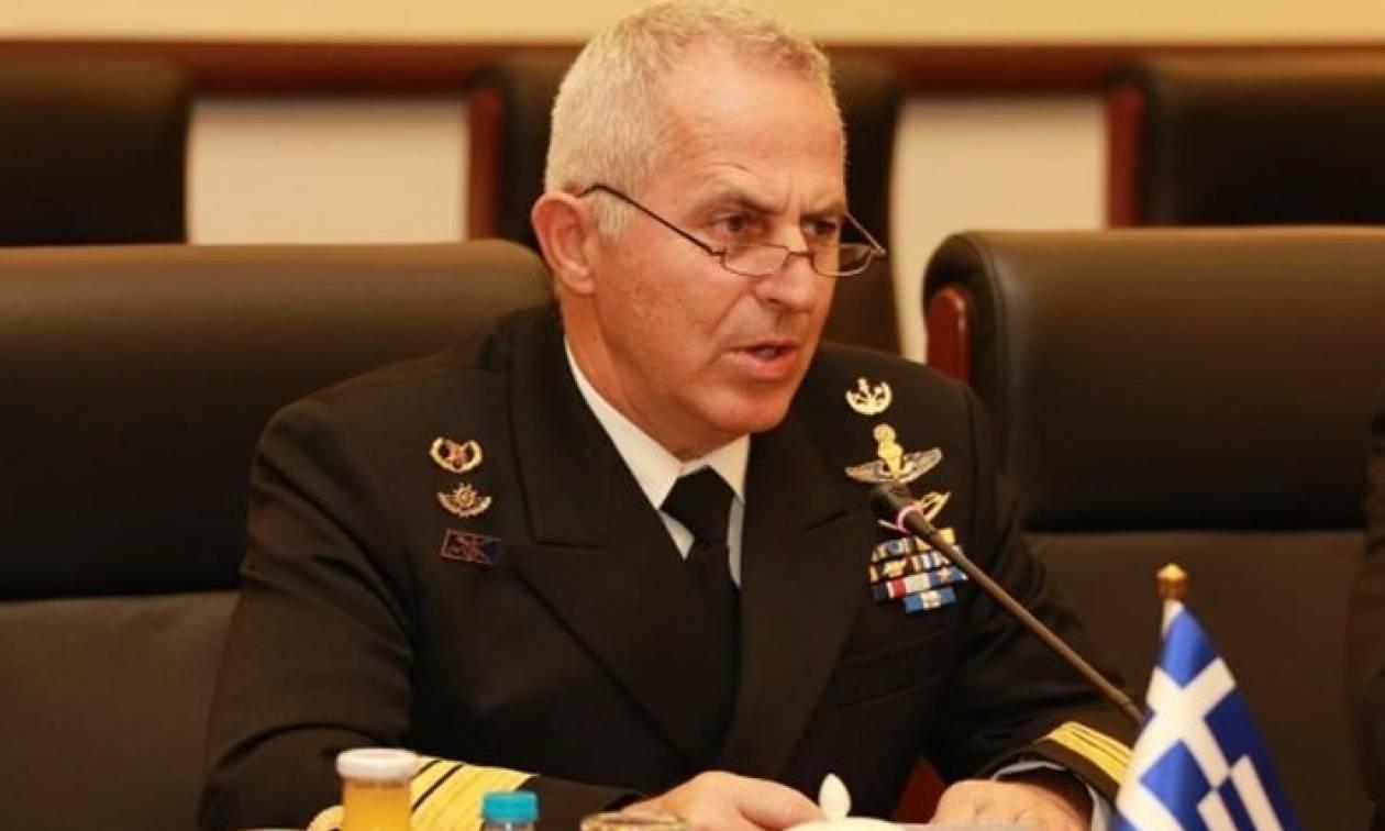 Αρχηγός ΓΕΕΘΑ: Δεν θέλουμε ένταση στο Αιγαίο - Σύνεση και ψυχραιμία στις προκλήσεις