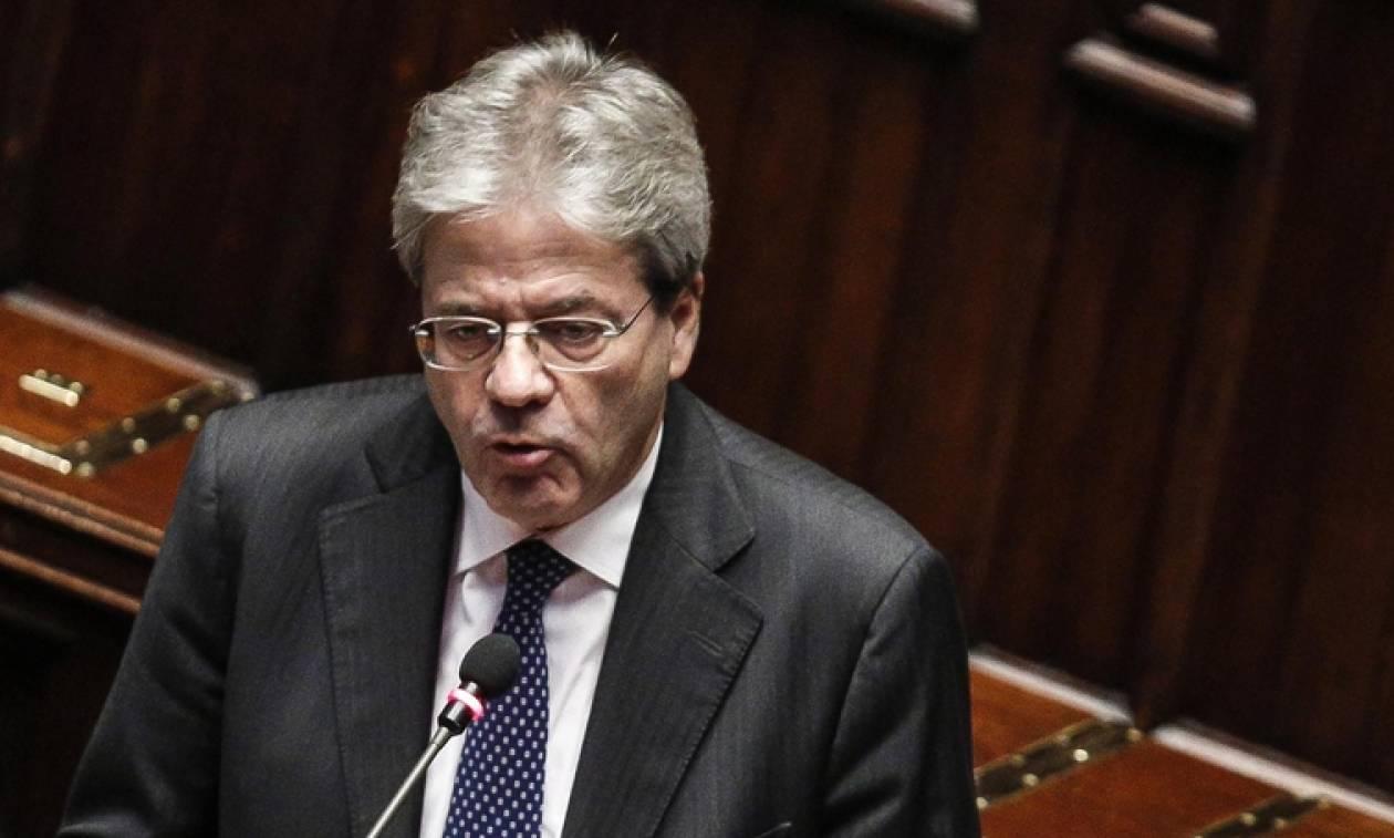 Πάολο Τζεντιλόνι: Πρέπει να διαφυλάξουμε την Ευρώπη