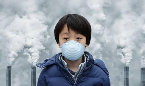 ΠΟΥ: Η ρύπανση σκοτώνει 1,7 εκατομμύρια παιδιά τον χρόνο