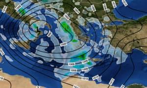 Επιδείνωση καιρού - Προσοχή: Το φαινόμενο «Γαλάτεια»  θα «χτυπήσει» σε λίγες ώρες τη χώρας μας