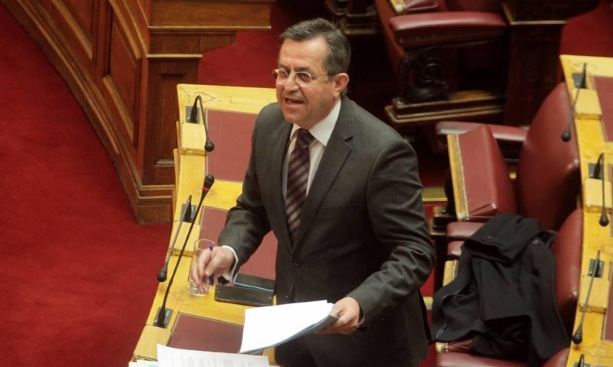 Απόδοση ευθυνών για το «πανάκριβο μηδενικό» ραδιοφαρμάκου ζητά ο Νικολόπουλος
