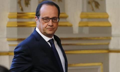 Ολάντ για Ελλάδα: Η Γαλλία έκανε τη Γερμανία να φτάσει μακρύτερα από ότι είχε προβλέψει