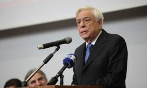 Προκόπης Παυλόπουλος: Δικαίωμα της Ελλάδας να έχει στρατό στα Δωδεκάνησα!