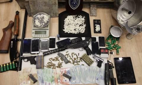Για τον ISIS στη Συρία προορίζονταν τα «χάπια των τζιχαντιστών» που παρασκευάζονταν στην Αττική