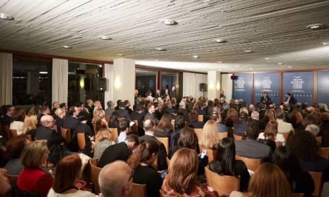 Οι εκπρόσωποι της φαρμακοβιομηχανίας στο Οικονομικό Φόρουμ Δελφών