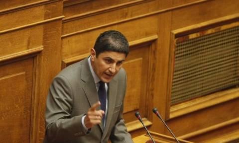 Αυγενάκης: Ζητάμε εκλογές εδώ και τώρα