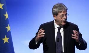 Τζεντιλόνι: Χρειαζόμαστε μια κοινωνική Ευρώπη, η οποία να έχει στόχο τις επενδύσεις και την ανάπτυξη