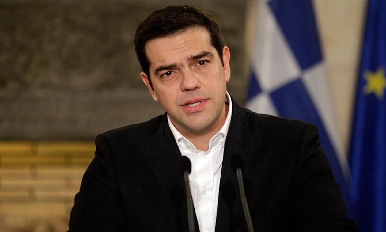 Ο Τσίπρας παρουσιάζει τις προτάσεις του για τη Συνταγματική Αναθεώρηση