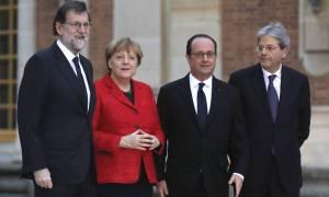Απόφαση- Σταθμός: Τoν θεμέλιο λίθο για μια Ευρώπη πολλών ταχυτήτων έθεσαν οι ισχυροί της ΕΕ (Vid)
