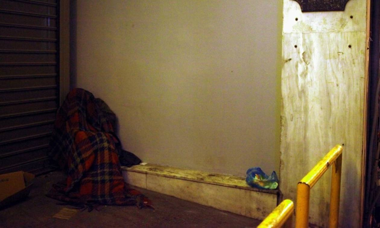Βόλος: Χειροπέδες σε άστεγη γιατί έβαλε φωτιά σε κάδο προκειμένου να ζεσταθεί