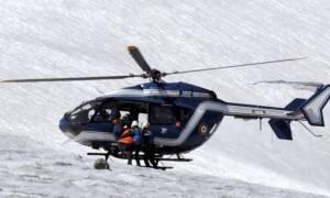 Γαλλία: Δεν υπάρχουν θύματα από τη χιονοστιβάδα στις γαλλικές Άλπεις