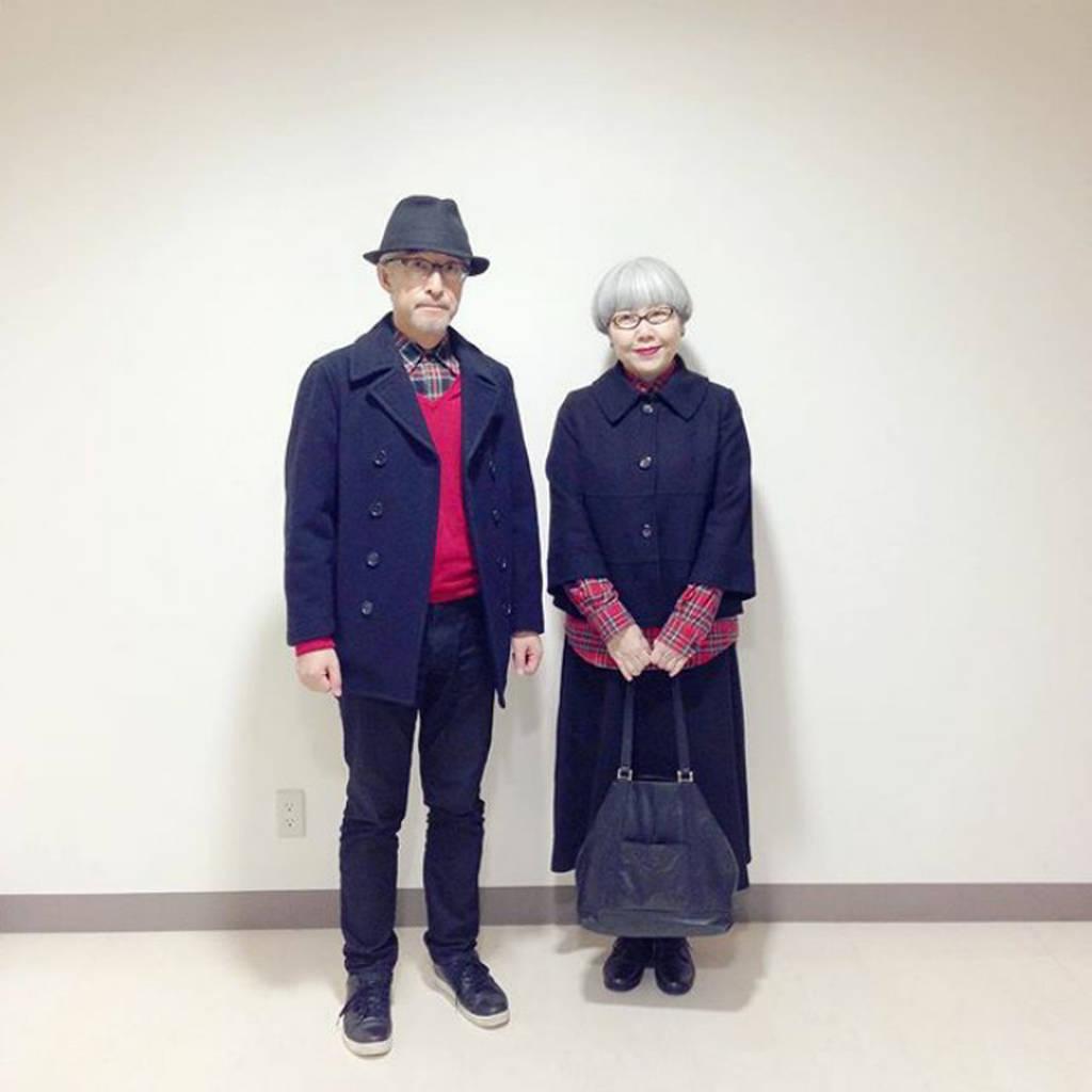 Viral: Αυτό το απίθανο ζευγάρι φοράει κάθε μέρα επί 37 χρόνια ρούχα ταιριαστά ρούχα (Pics)