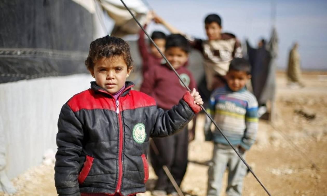 Φρίκη: Τα παιδιά στη Συρία παίρνουν ναρκωτικά, ουρλιάζουν στον ύπνο τους και αυτοκτονούν