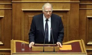 Λεβέντης: Η Βουλή να διορθώσει διάταξη που αφορά την ειδική εισφορά αλληλεγγύης