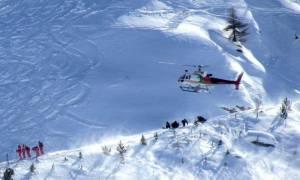 Φονική χιονοστιβάδα στη Γαλλία: Ένας Ολλανδός σκιέρ νεκρός και δύο ολλανδοί τουρίστες αγνοούνται