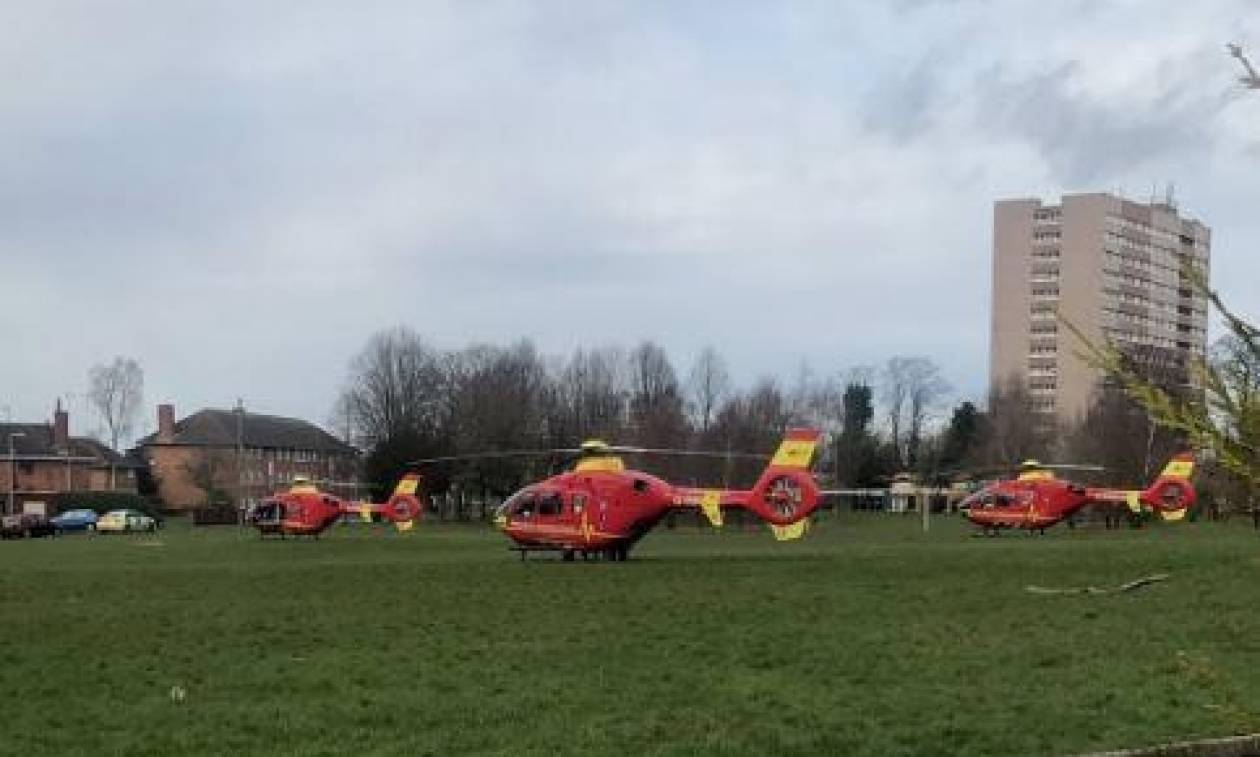 Συναγερμός στη Βρετανία: Επίθεση με μαχαίρι - Τουλάχιστον δύο νεκροί και μία σοβαρά τραυματίας