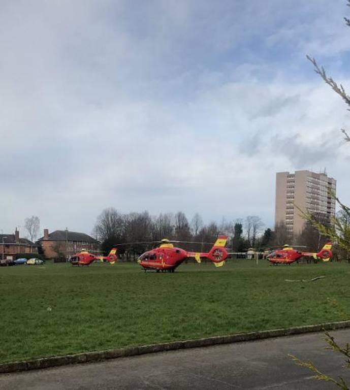Συναγερμός στη Βρετανία: Επίθεση με μαχαίρι - Τουλάχιστον δύο νεκροί κι ένας σοβαρά τραυματίας