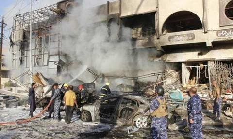 Ματωμένος γάμος: Τουλάχιστον 23 νεκροί από διπλή βομβιστική επίθεση στο Ιρακ