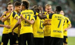 Ντόρτμουντ-Μπενφίκα 4-0: «Όργια» Ομπαμεγιάνγκ και… ανατροπή!