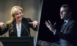 Ανατροπή: Ο Μακρόν προηγείται της Λεπέν για πρώτη φορά από τον α' γύρο