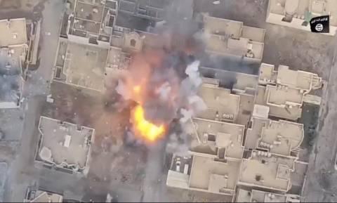 Η υπέρτατη θυσία: Συγκλονιστικό βίντεο θυσίας ήρωα στρατιώτη ενάντια σε βομβιστή του ISIS