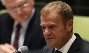 Ο Τουσκ προειδοποιεί τη Βαρσοβία: Πρόσεχε τις γέφυρες που καις!