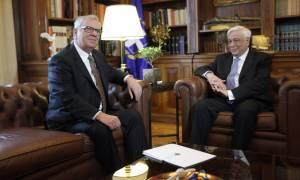 Προκόπης Παυλόπουλος: Σπουδαίος ο ρόλος του Ελληνικού Δημοσιονομικού Συμβουλίου (pics)