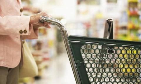 Άνοδος του πληθωρισμού στο 1,3% τον Φεβρουάριο