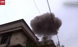 Αποκλειστικές εικόνες CNNi: Οι μάχες για τον έλεγχο της δυτικής Μοσούλης είναι λυσσαλέες